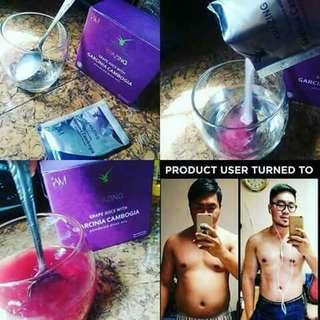 Garcinia Cambogia Slimming Grape Juice