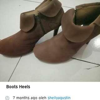 Boots heels