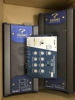 Adams 4ch and monoblock pre amp