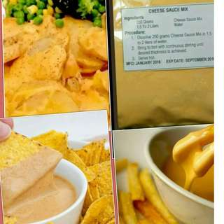 Sale !! Sale !! CHEESE SAUCE 250gms per pack