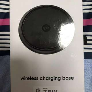 Brand New Mophie Wireless Charging Base