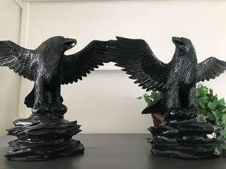 Wooden Eagles
