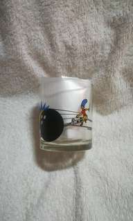 Vintage The Simpsons Bowling Glass
