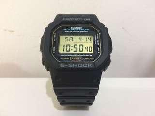G-shock dw-5600 original ( gshock dw5600 )