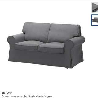 (ISO) Ikea EKTORP Sofa Cover