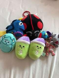 Plushies soft toys