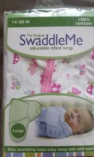 Swaddle Me adjustable infant wrap