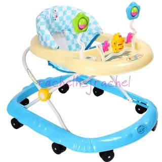 Brand New Blue Baby Walker