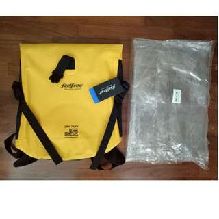 - Brand New, Sealed Feelfree Waterproof Gear Dry Tank 15 DP ( 15 Litres ) for sale Singapore