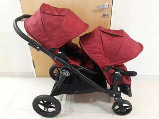 Baby Jogger City Select Twin/Double Stroller