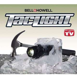 TACLIGHT (TACTICAL FLASHLIGHT) AS SEEN ON TV
