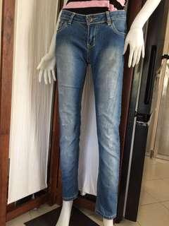 6ixty 8ight Skinny Jeans