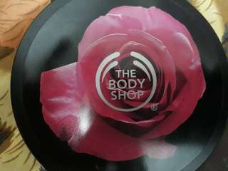 Body Shop Body Butter - British Rose