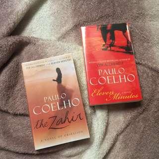 Paulo Coelho Set: Eleven Minutes, The Zahir