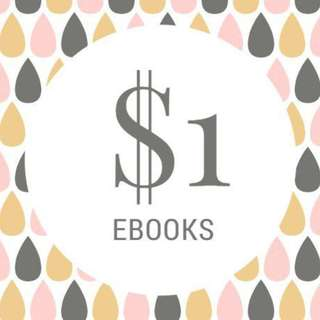 $1 ALL EBOOKS, BUY 4 GET 1 FREE!!!
