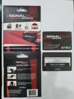 Signal Vault SV - 2 Pack RFID Blocking