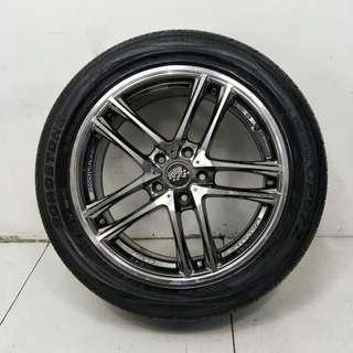 18 '' Sports Rim With Tyre 5x114.3 (SR1067)