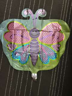 "20"" Butterfly Foil Balloon"