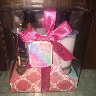 Belle & Whistle Bath Gift Ser