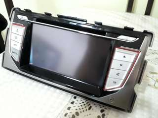 Radio Monitor MYVi Icon 2015