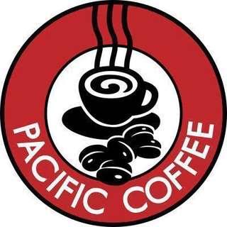 大量 Pacific Coffee $50 電子禮蜜卡 e-Gift Card (Expire Date: 2018/9/22) 七折出售