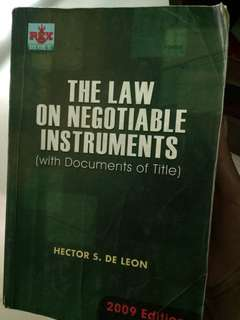 Book for law students
