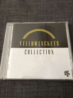 Audiophile Gold CD Yellowjackets Collection