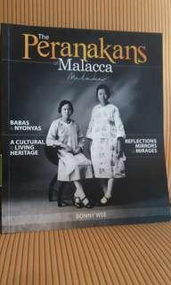 Mcca Peranakans -Autographed copy