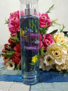 Bath and Body Works Freesia Fine Fragrance Mist