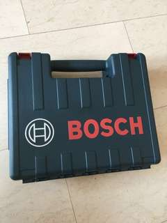 Bosch professional drill and screw driver
