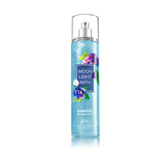Bath & Body Works Moon light Path Diamond Shimmer Mist