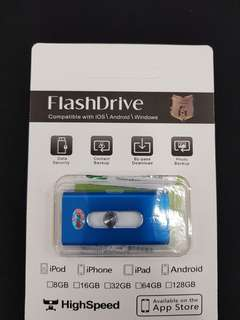 128GB Multi Functional Thumb Drive