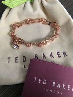 Rose Gold Bracelet Ted Baker