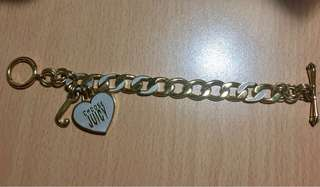 Authentic Juicy Couture bracelet