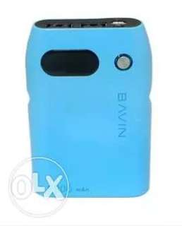 Bavin Digital Powerbank 9000mAh blue
