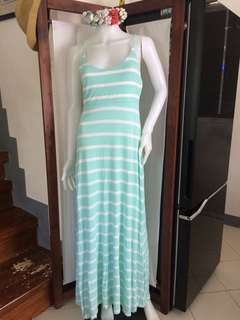Forever 21 Maxi Cotton Dress