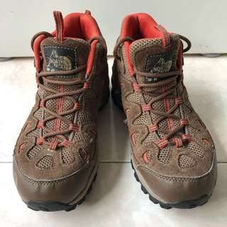 Authentic The North Face Child Waterproof hiking or winter boots for Kids