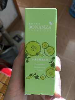 寶藝Bonanza 小黃瓜保濕乳液 Cucumber Moisturising Lotion