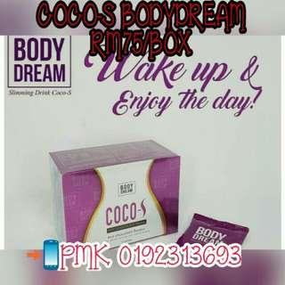 Coco-s body dream (minuman kurus)