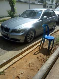 BMW 320i To take over