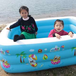 Inflatable Pool/Ball Pit
