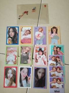 WTT/WTS Twice Photocard What is love