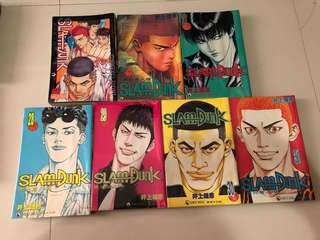 男兒當入樽漫畫 Slam Dunk Comics vol 25-31