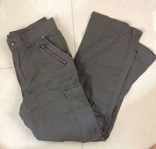 8 pockets pants for men