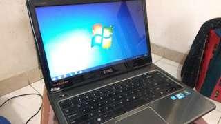 """Dell Inspiron N4010 Core i5-450M Dual-Core 2.4GHz 4GB 500GB DVDRW 14"""" Windows 7"""