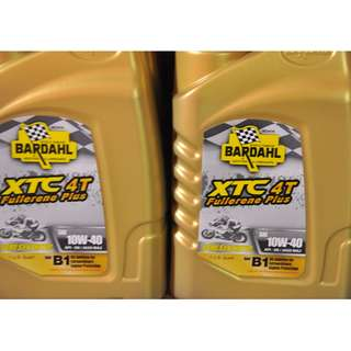 BARDAHL XTC [Motorcycle Engine Oils]