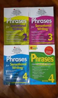 Casco Phrases for Sensational Writing