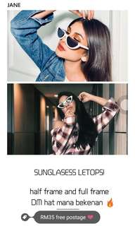 Sunglasses letops