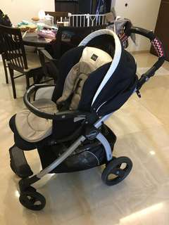 Highly durable stroller