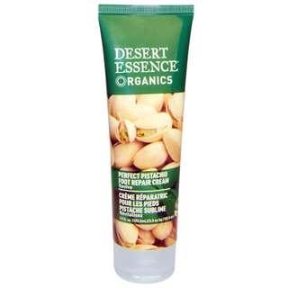 Desert Essence, Perfect Pistachio Foot Repair Cream, Revive, 3.5 fl oz (103.5 ml)